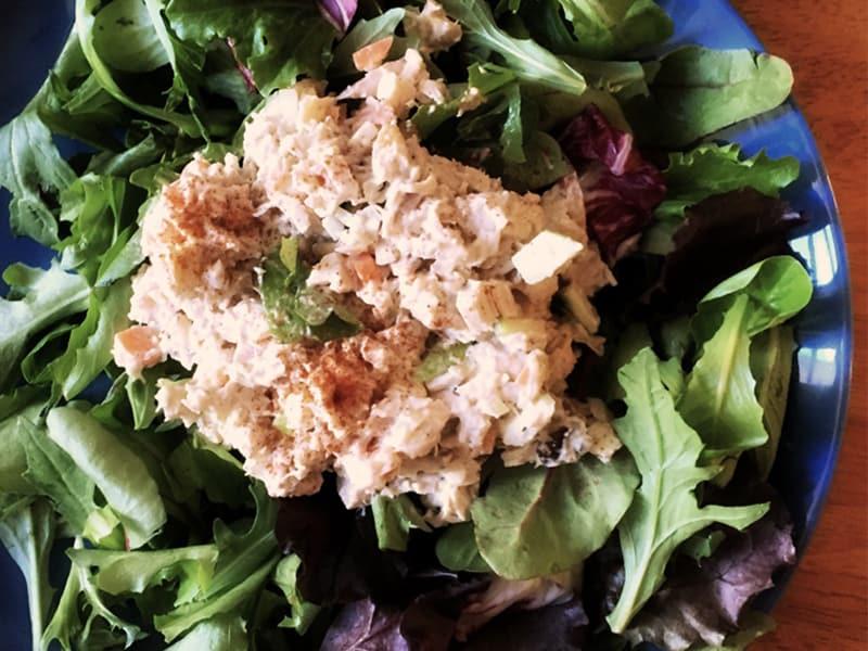 Jerk Chicken Salad The Sophisticated Caveman