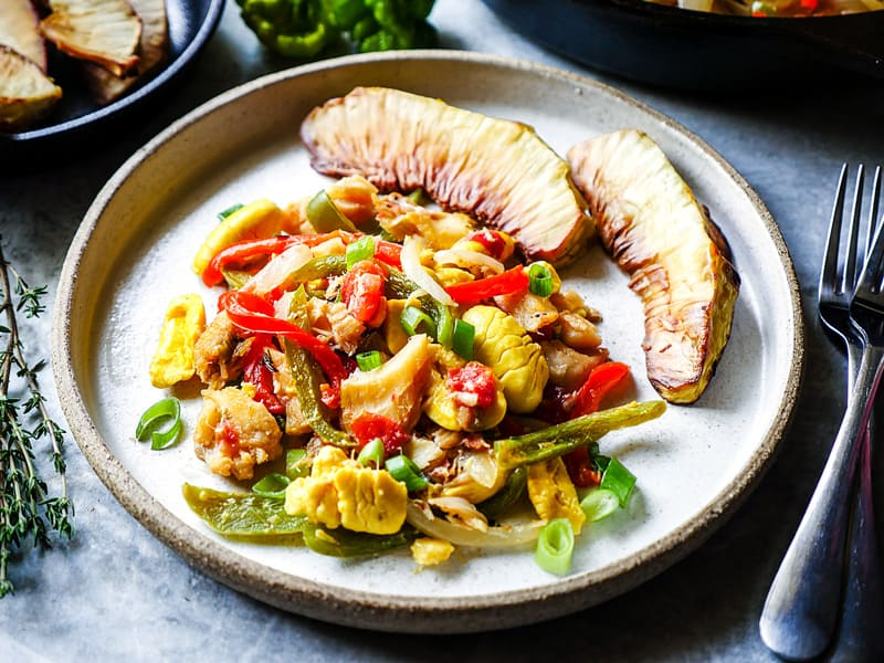 Ackee and Saltfish - The Sophisticated Caveman
